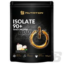 GO ON Nutrition Isolate 90+ Whey Protein - 700g
