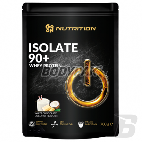 Go On Isolate 90+ Whey Protein - 700g