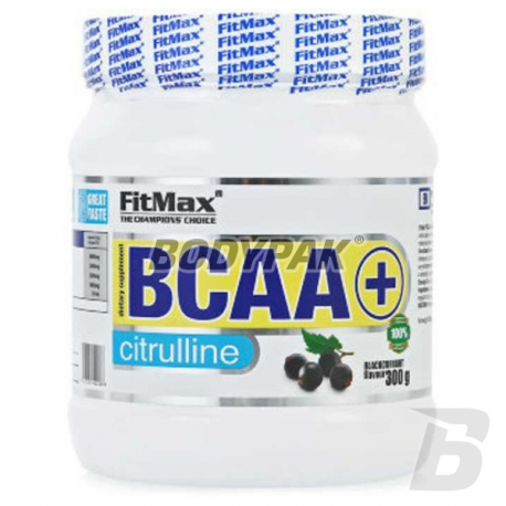 FitMax BCAA + Citrulline - 300g