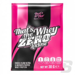 Sport Definition That's The Whey ZERO [THAT'S FOR HER] - 30g