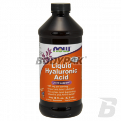 NOW Foods Liquid Hyaluronic Acid - 473 ml