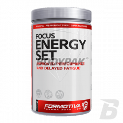 Formotiva Focus Energy Set - 480g