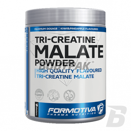 Formotiva Tri Creatine Malate Powder - 400g