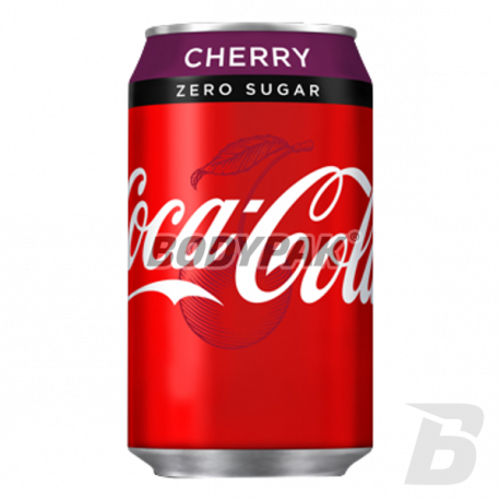 Coca Cola Cherry ZERO - 330ml