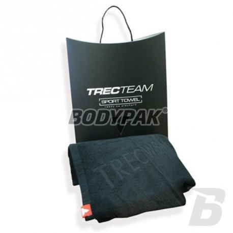 Trec Team Towel 003 IMREADY Black 150x75cm - 1 szt.
