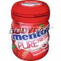 Mentos Pure Fresh Strawberry Bottle Sugarfree - 60g