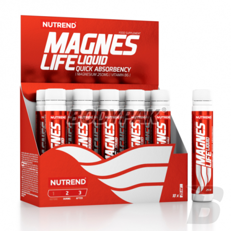 Nutrend MagnesLife - 10 x 25ml