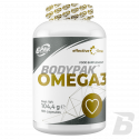 6PAK Nutrition Effective Line Omega 3 - 90 kaps.