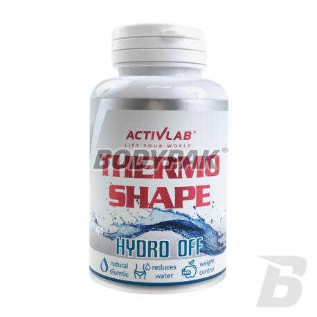 Activlab Thermo Shape HYDRO OFF - 60 kaps.