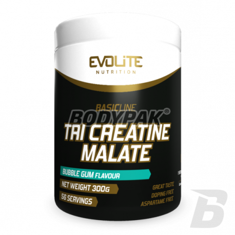 Evolite Tri Creatine Malate - 300 g