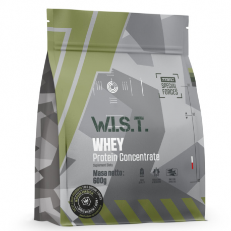 Trec W.I.S.T. Whey Protein Concentrate - 600 g
