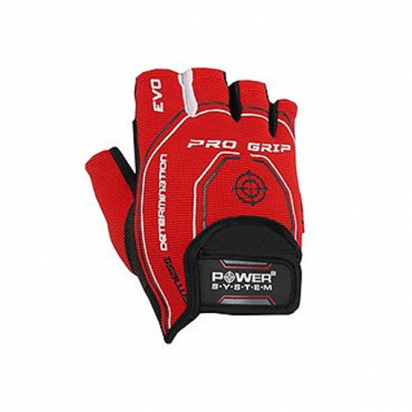 Power System Rękawice Pro Grip EVO 2260 [Red] - 1 komplet