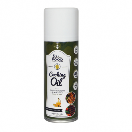LiteFOOD Cooking Spray - 200 ml