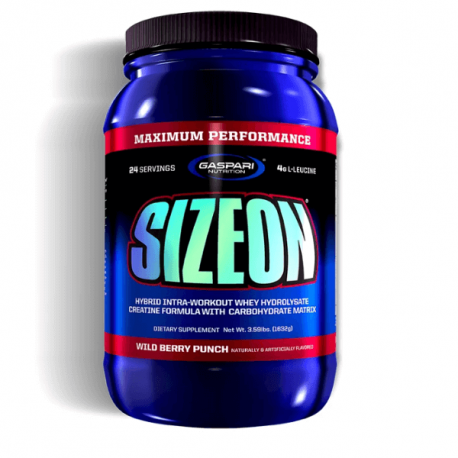 Gaspari Nutrition SizeON Maximum Performance - 1630g