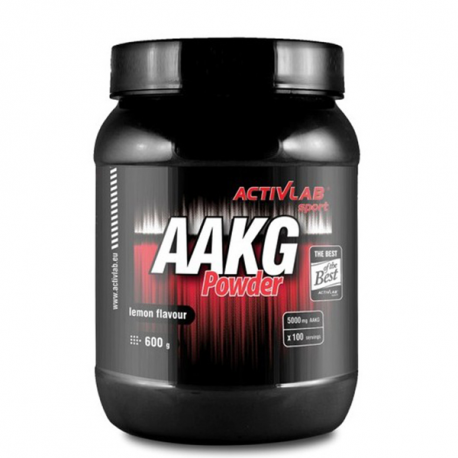 Activlab Black AAKG Powder - 600g