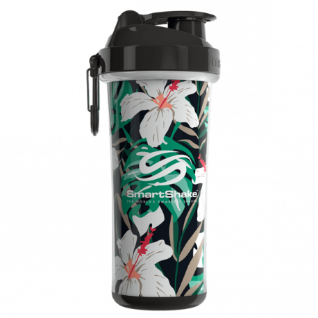 SmartShake Double Wall Camo Blue - 750 ml