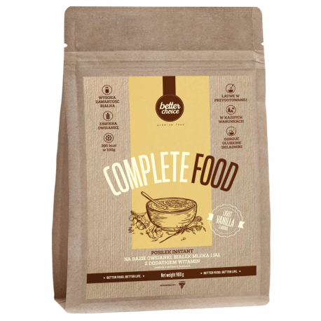 Trec Better Choice Complete Food - 900g
