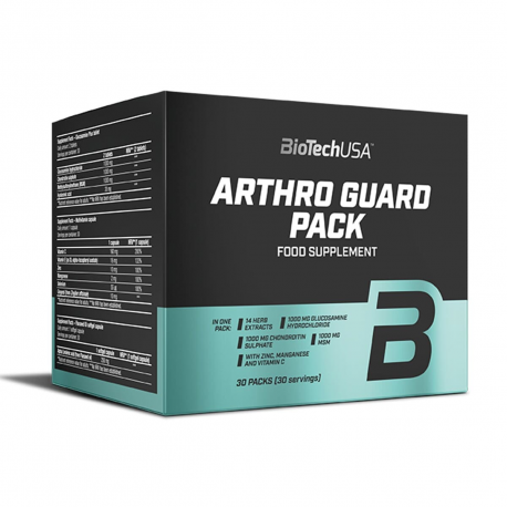 BioTech Arthro Guard Pack - 30 sasz.