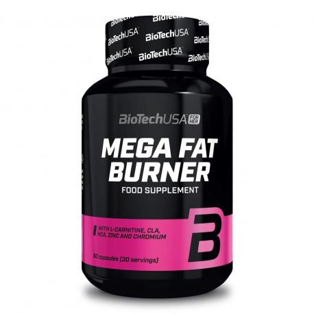 BioTech For Her Mega Fat Burner For Her - 90 tabl.