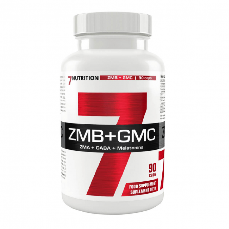 7Nutrition ZMB + GMC - 90 kaps.
