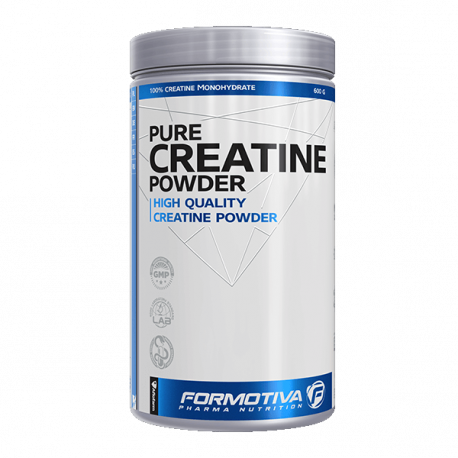 Formotiva Pure Creatine Powder - 600g