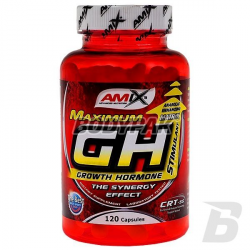 Amix GH Stimulant Maximum - 120 kaps.