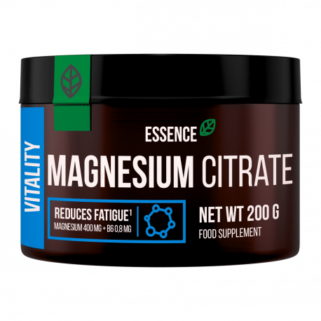Essence Nutrition Magnesium Citrate - 200g