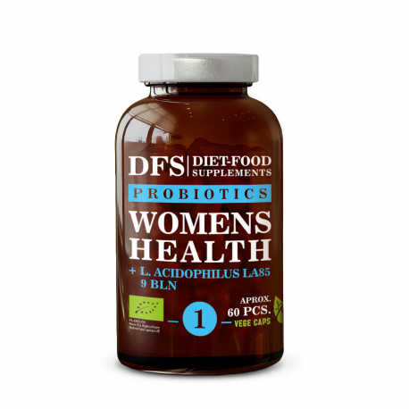 Diet-Food Womens Health - 60 kaps.