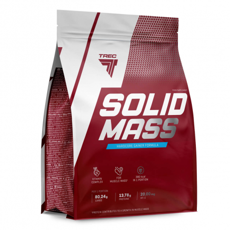 Trec Gainer Solid Mass - 3000g