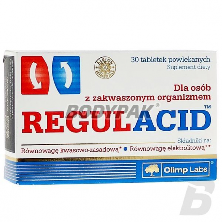 Olimp Regulacid - 30 tabl.