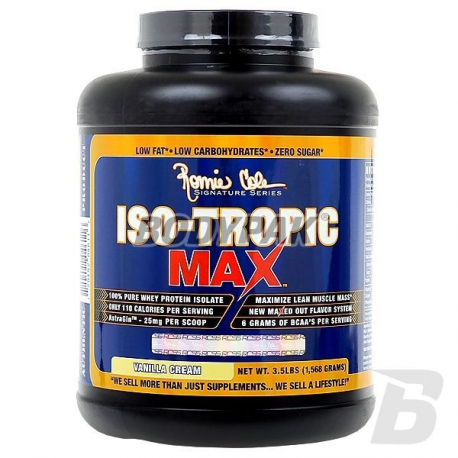 RCSS Iso-Tropic Max Isolate - 1,81kg