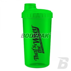 Sport Definition Shaker That's The Whey Neon Green 700ml