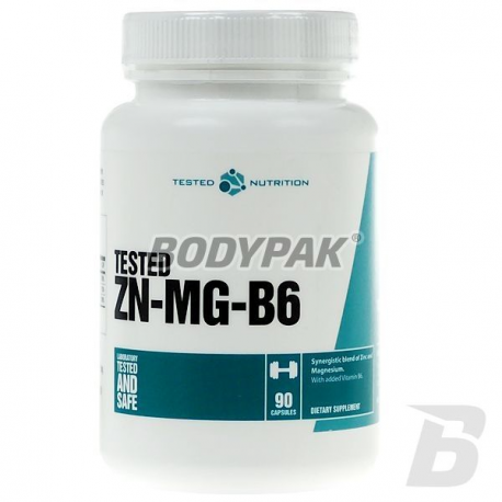 Tested ZN-MG-B6 - 90 kaps.