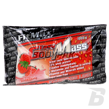 FitMax Easy Gain Mass - 1000g