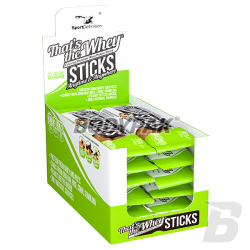 SportDefinition That's The Whey Sticks - 10x 30g