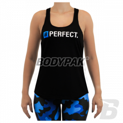 B-WEAR Tank Top Women B-Perfect [czarna] - 1 szt.