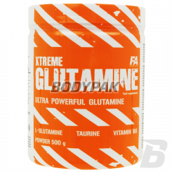 Fitness Authority Xtreme Glutamine