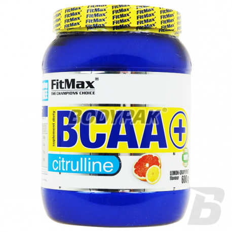 FitMax BCAA + Citrulline - 600g