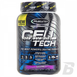 MuscleTech Cell Tech Performance - 1,4kg