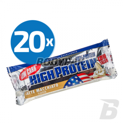 Weider 40% High Protein Bar - 20x 100g