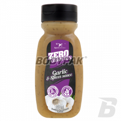 Sport Definition Sauce ZERO [Garlic & Species] - 320ml