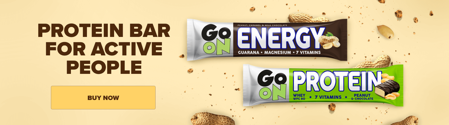 Protein bar for Active People